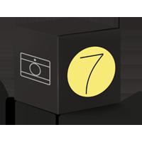 Seven - Black