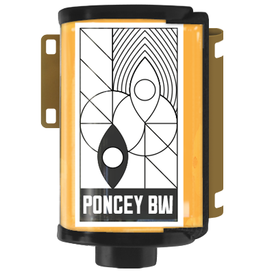Poncey BW