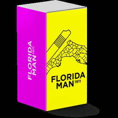 Florida Man 1911