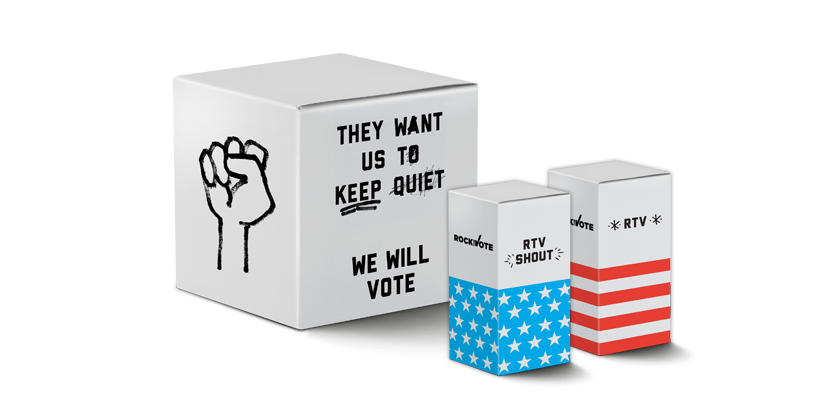 Freepak vote packages