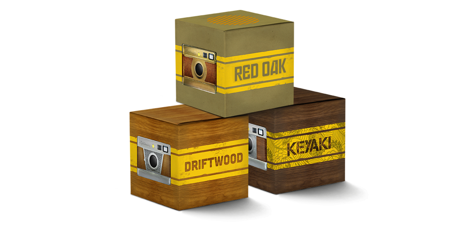 Freepak wood packages