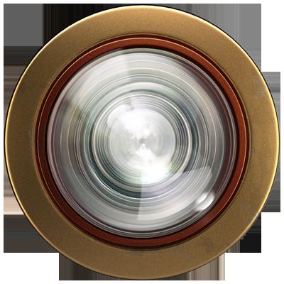 Lens foxy
