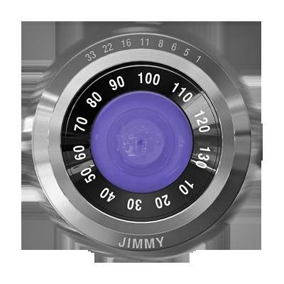 Lens jimmy