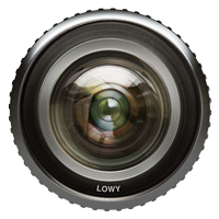 Lens lowy