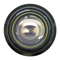 Lens madalena