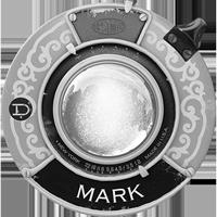 Lens mark