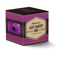 Package case grape