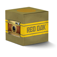 Package case redoak