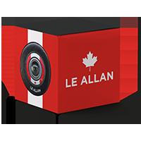 Package lens allan