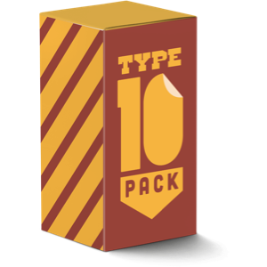 Type10 package