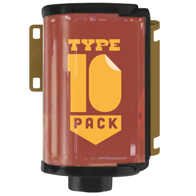 Type 10 Pack
